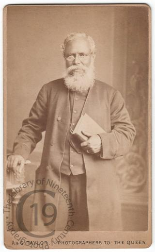Unidentified clergyman
