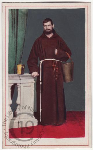 Cappuchin Friar