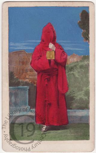 Brother of the Trinità dei Pellegrini