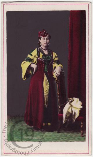 Greek girl from Sicily