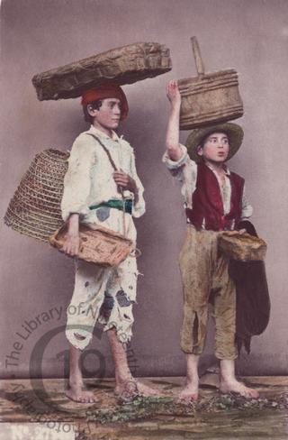Neapolitan fisher boys