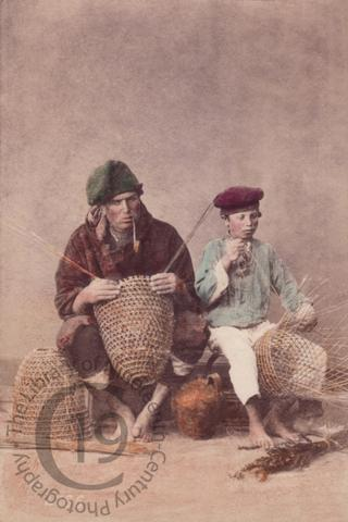 Neapolitan fishermen