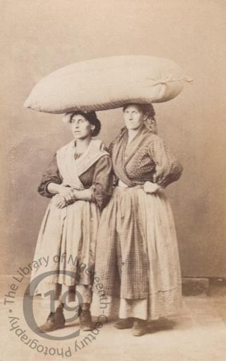 Two women of San Remo