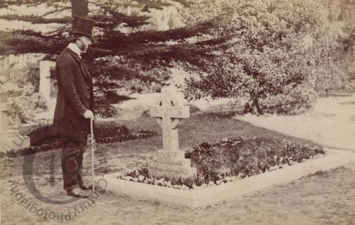 Reverend John Frewen Moor