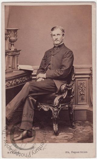 Captain James Grant
