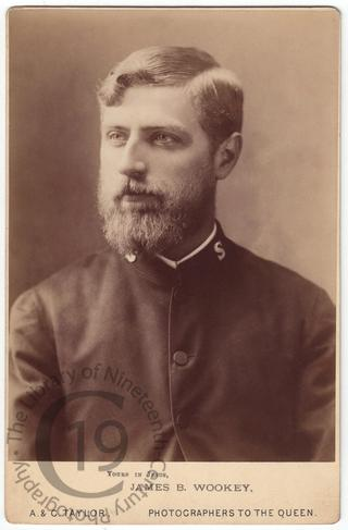 James B. Wookey
