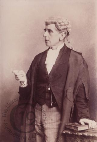 Arthur Richard Jelf (later Sir Arthur Jelf)