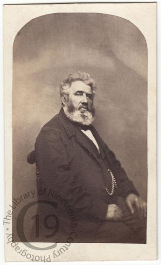 John Barrow Moss