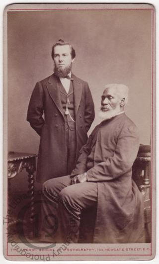 Rev. Josiah Henson and Rev. John Lobb