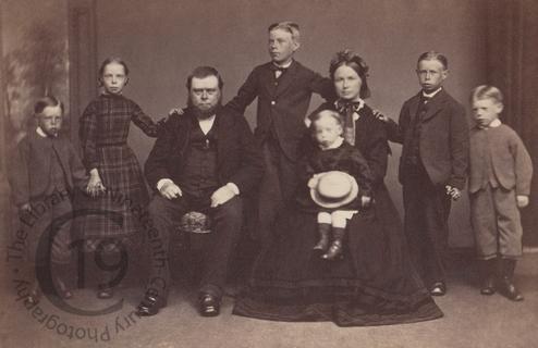 A Scottish family