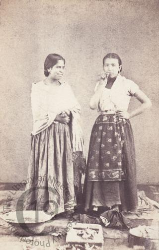 Two Mexican women