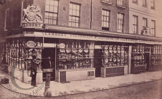 Lambert, Silversmiths and Jewellers