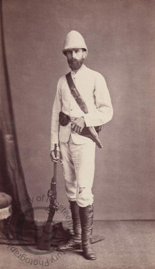 Captain Arthur Trevor Leslie