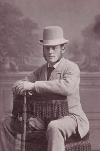 Lieutenant Christopher George Williams