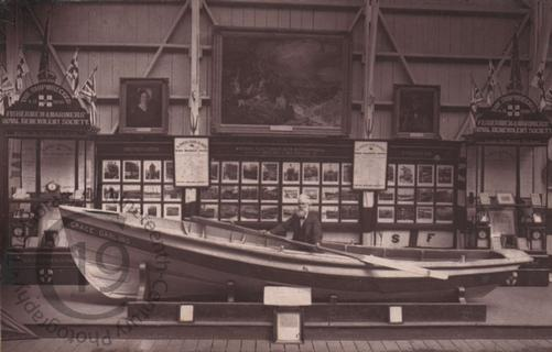 Grace Darling's lifeboat
