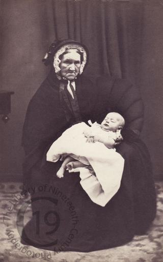 Mrs Williams and Lily Buckle