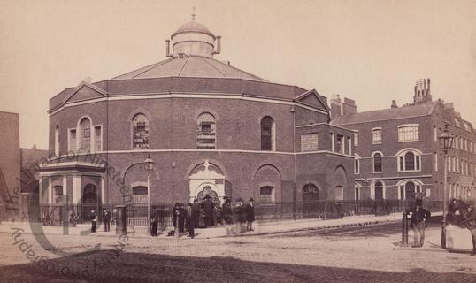 The Surrey Chapel