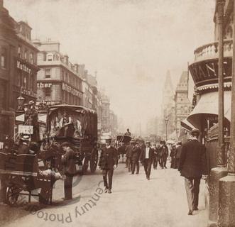 New Bridge Street, Blackfriars