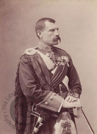 Major-General Sir Hector MacDonald