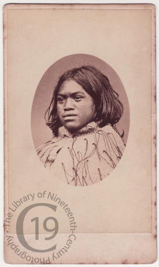 Unidentified Maori