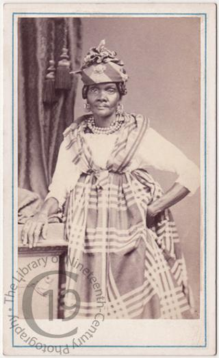 Woman of Martinique