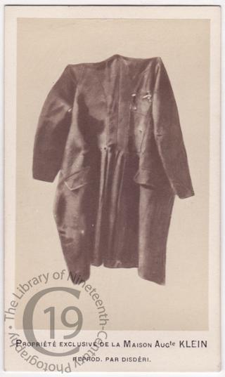 Emperor Maximilian's coat