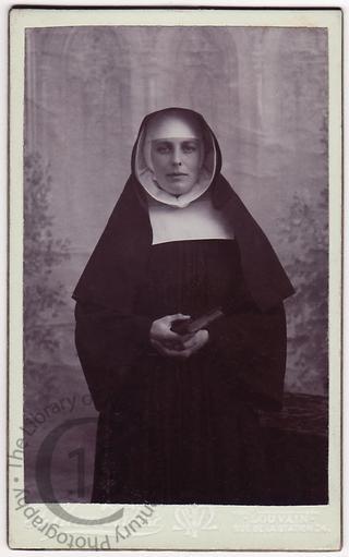Mère Imèlde du Coeur Eucharistique de Jésus