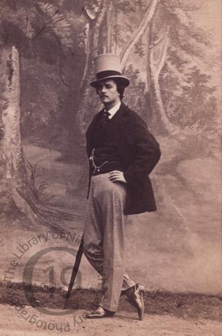 Algernon Bertram Mitford