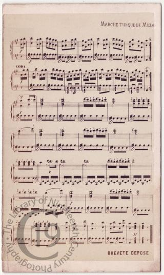 Mozart's Turkish March