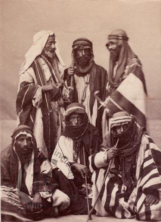Desert Arabs