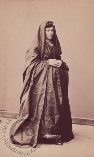 Coptic woman