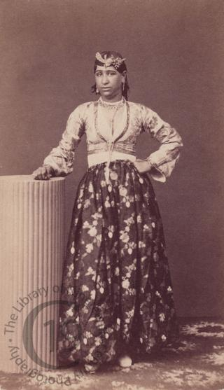 'Indoor costume'