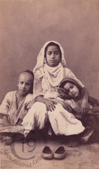 Algerian children