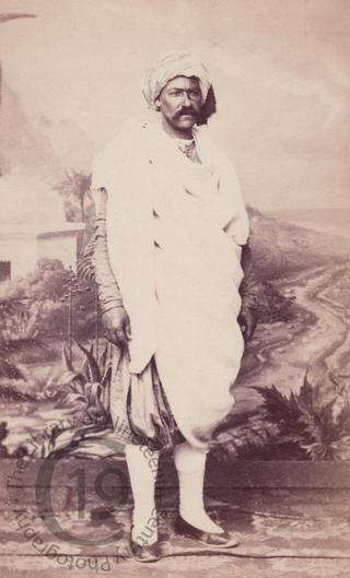 Algerian man