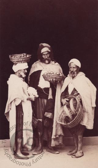 Algerian men