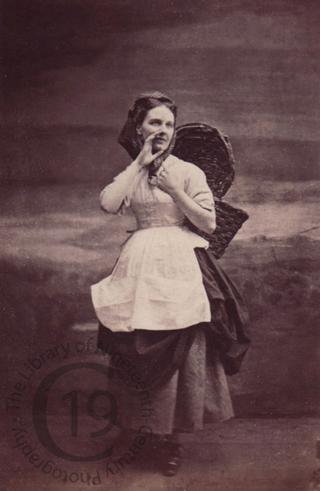 A Brighton fishwife