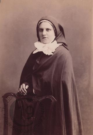 An English nun