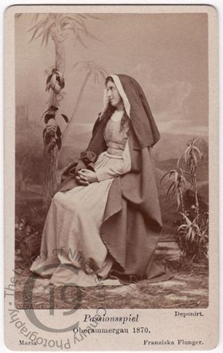 Mary, 1870
