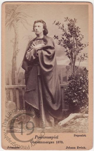 John the Apostle, 1870