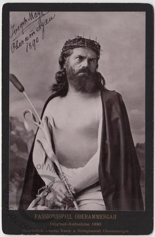 Ecce Homo, 1890