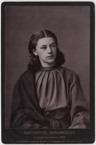 John the Apostle, 1890