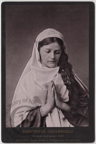 Mary, 1890