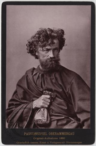 Judas, 1890