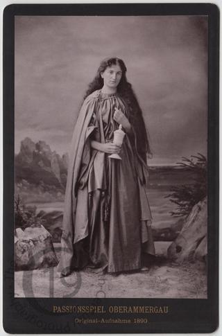 Mary Magdalene, 1890