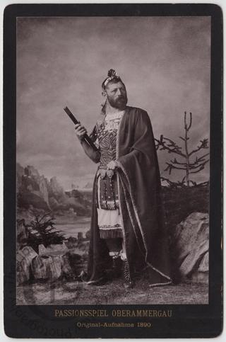 Pontius Pilate, 1890