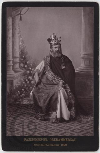 Herod, 1890