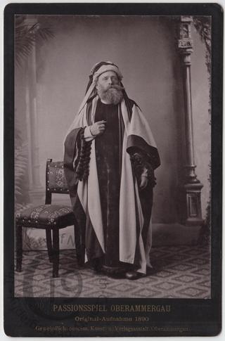 Joseph of Arimathea, 1890