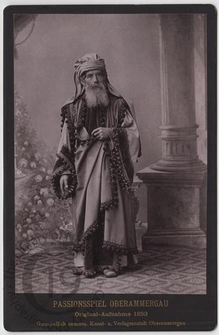 Nicodemus, 1890