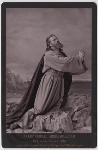 Jesus, 1890