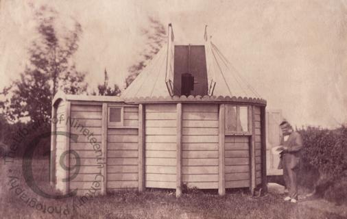 Charles Alexander Johns's observatory